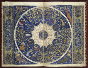 L0015229 Horoscope from the book of the birth of Iskandar